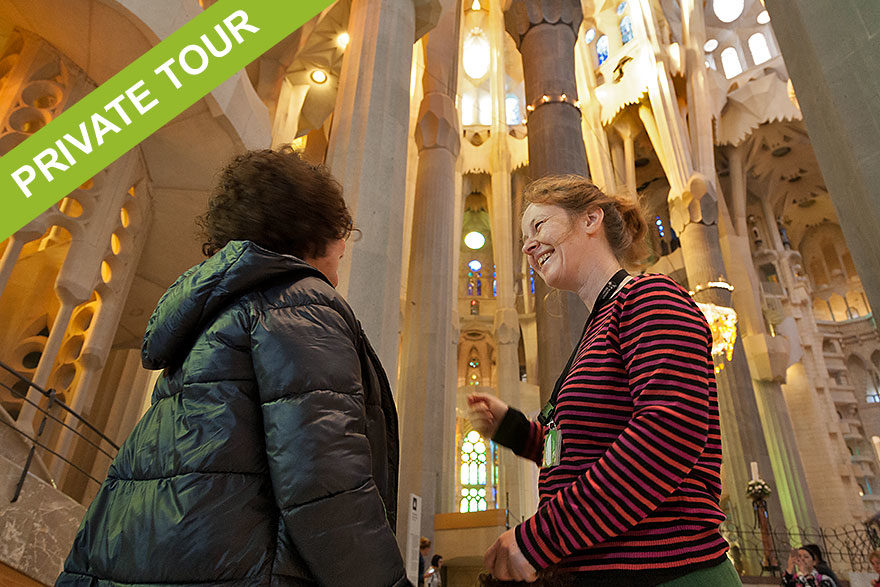 Tour Privado Gaudí Barcelona