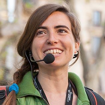 Tati - Barcelona tour guide