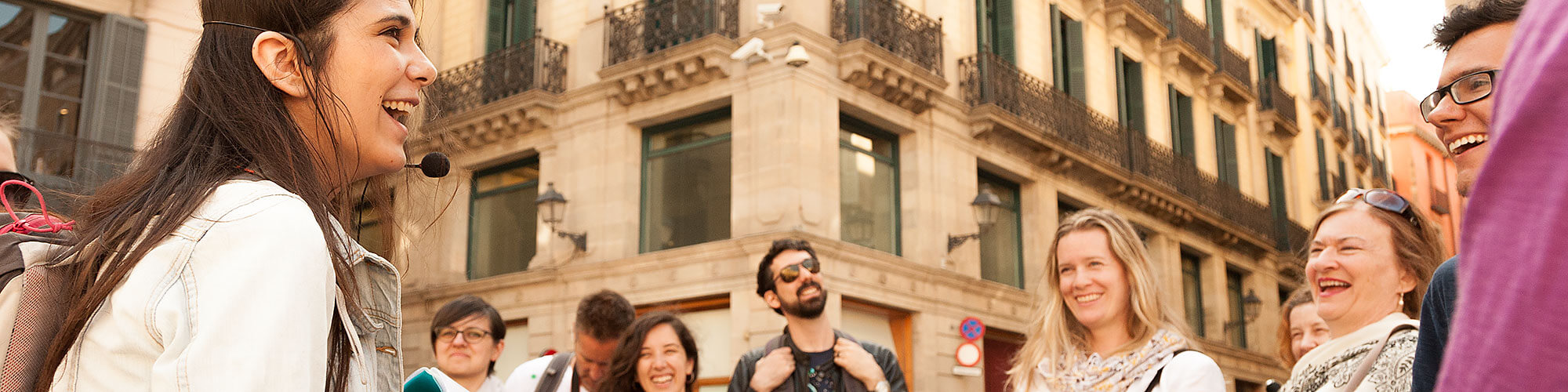 Free Walking Tours Barcelona