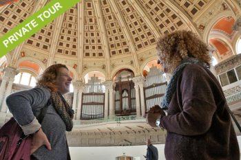 Montjuic and MNAC tour privado Barcelona