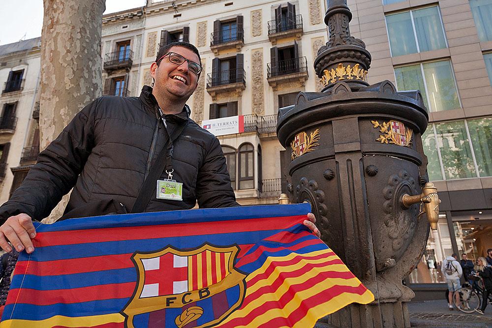 Tour Privado Camp Nou & Barça