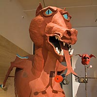 Dragon of Poblenou