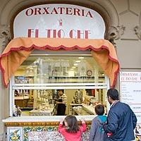 El Tio Che, Barcelona ice-cream parlour