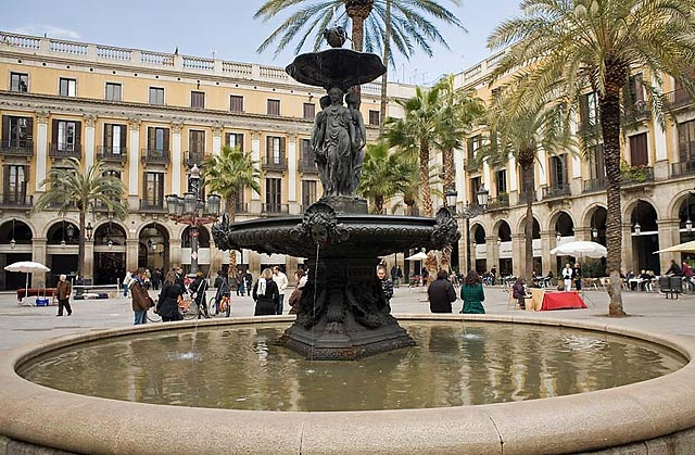 A walking tour down La Rambla (part 3)