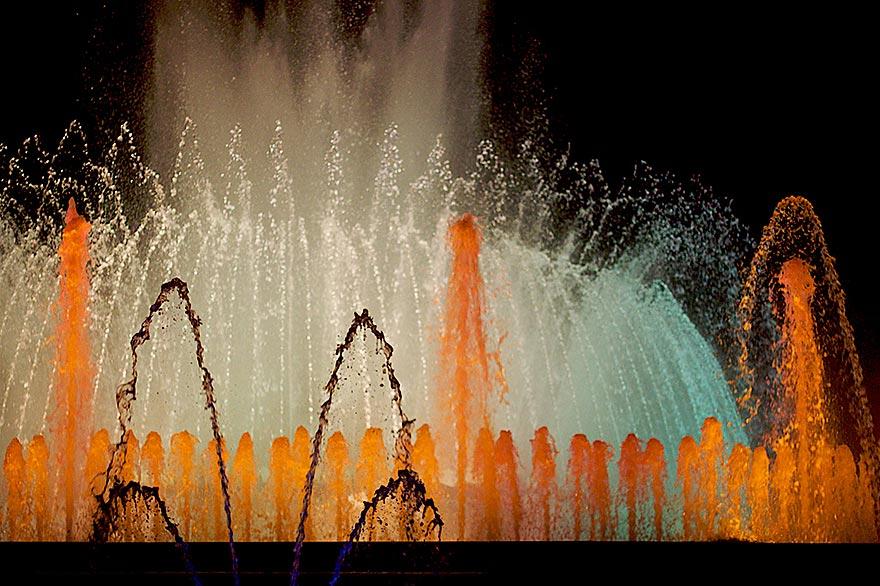 Magic Fountain - Free Barcelona for kids