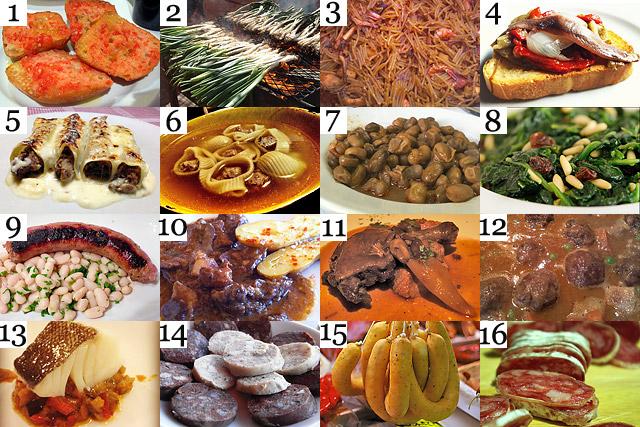 Foods To Eat In Barcelona Spain