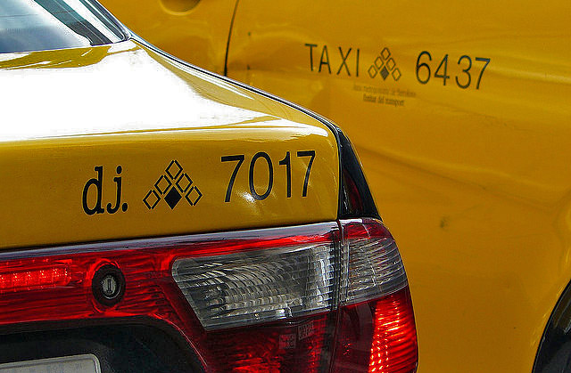 Taxi prices in Barcelona: a guide to cab etiquette