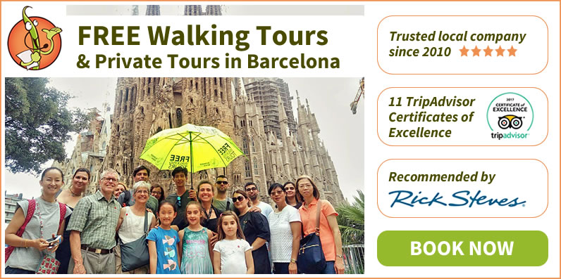 Runner Bean Tours Barcelona Free Tours - BOOK NOW