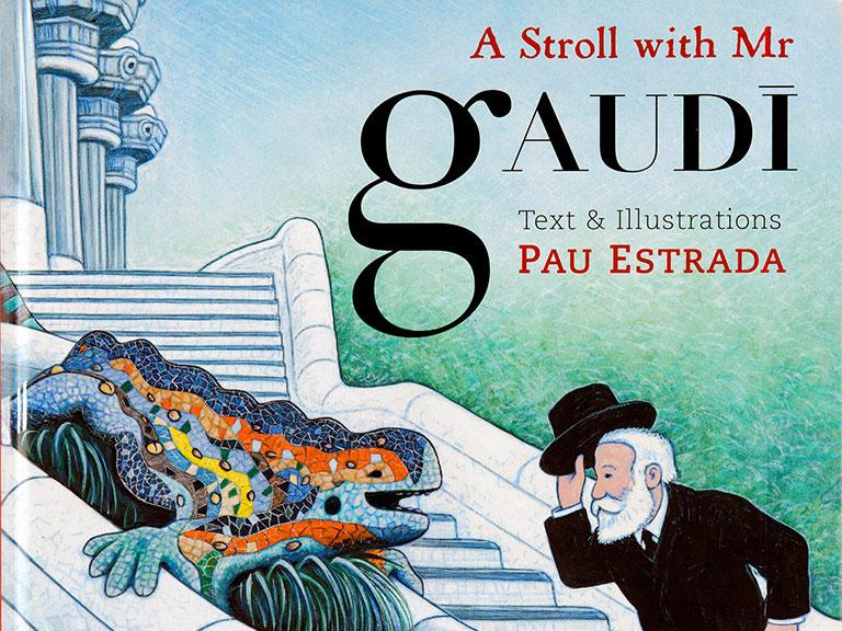 Gaudi books for kids