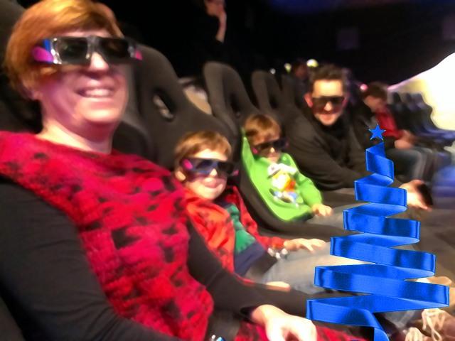 Gaudi 4D cinema experience