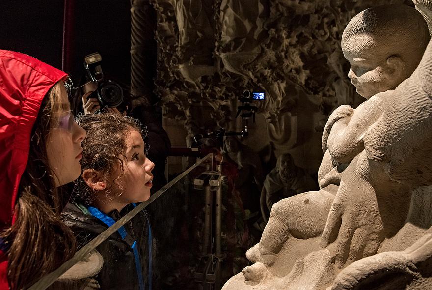 Sagrada Familia for kids