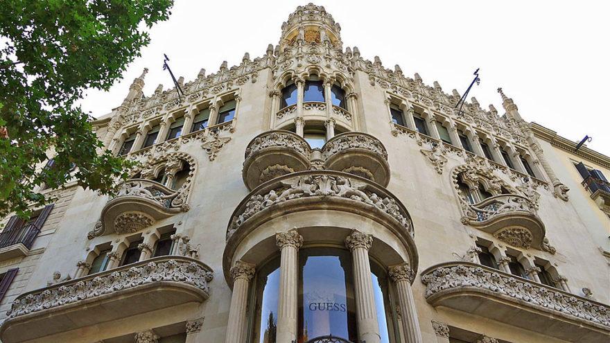 Casa LLeó i Morera: modernisme architecture in Barcelona