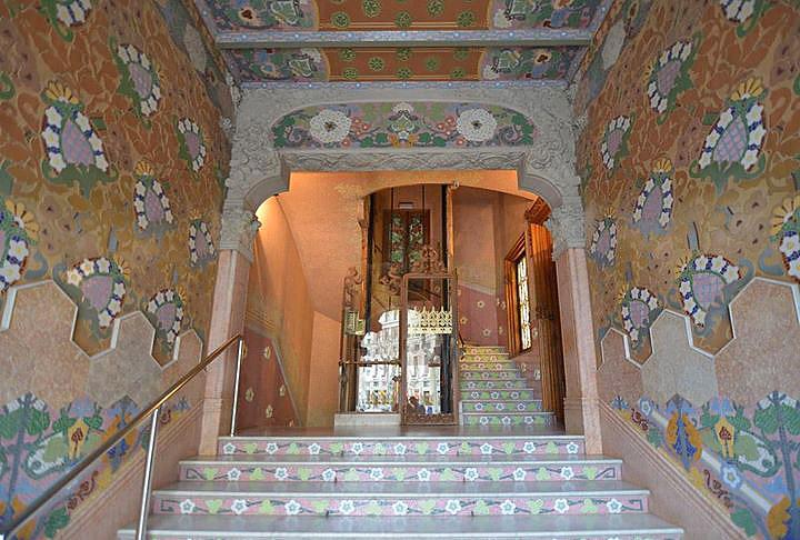 Casa Lleo i Morera Barcelona