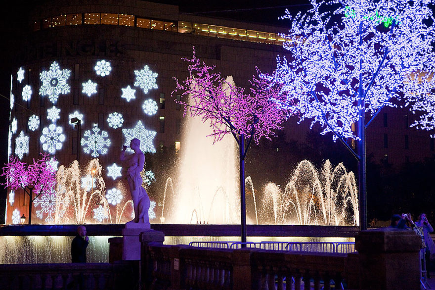 Christmas activities in Barcelona for families with kids