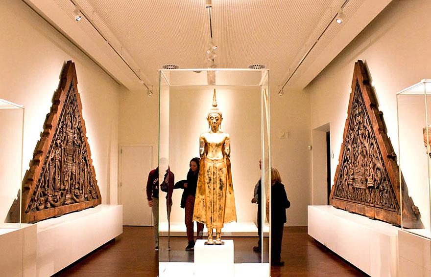 Museu de Cultures del Món Barcelona - Free on Sundays