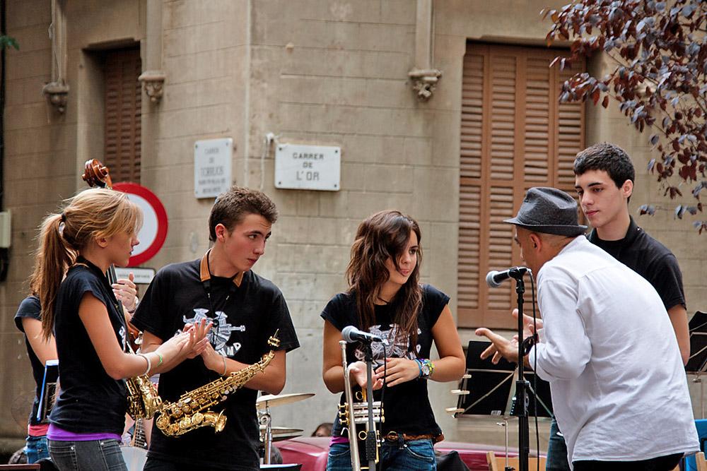 Gracia Festival live music