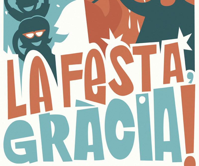 Poster Gracia Festival