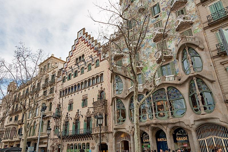 Restaurants Near Casa Mila Barcelona