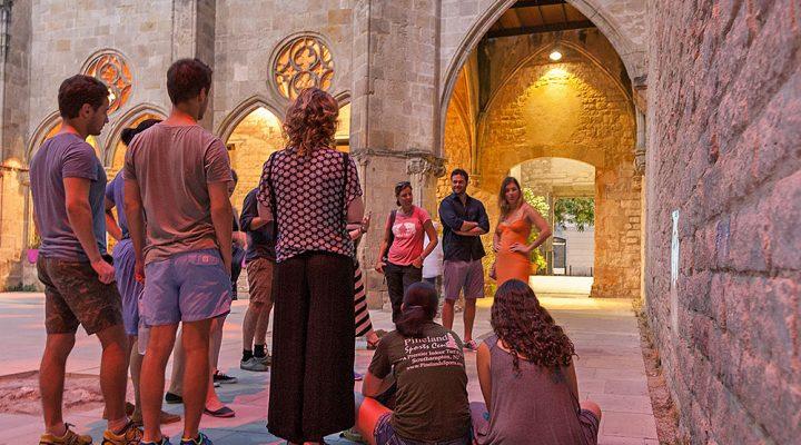 Dark Past Night Walking Tour Barcelona
