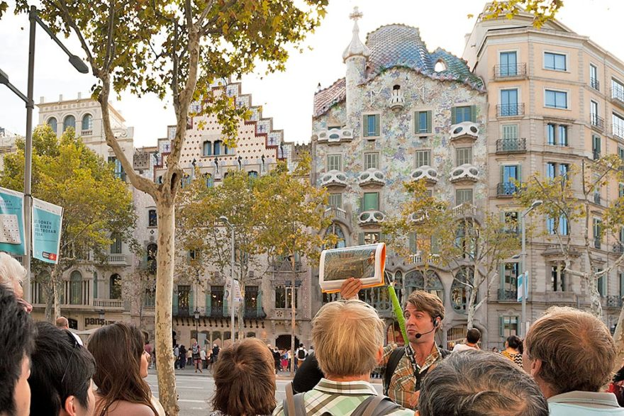 THE GAUDI EXPERIENCE (private tour)