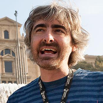 Gorka - Barcelona tour guide