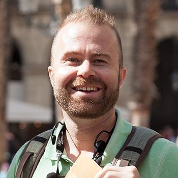 Jarrod - Barcelona tour guide