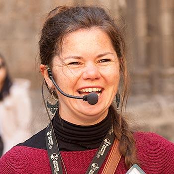 Jessi - Barcelona tour guide