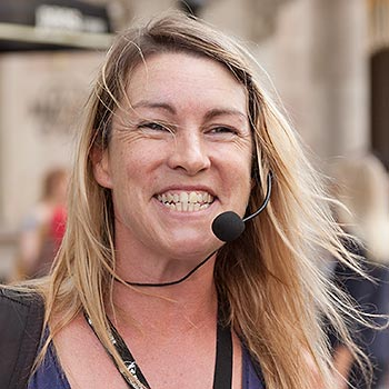 Lisa - Barcelona tour guide