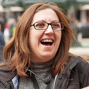 Raquel - Barcelona tour guide
