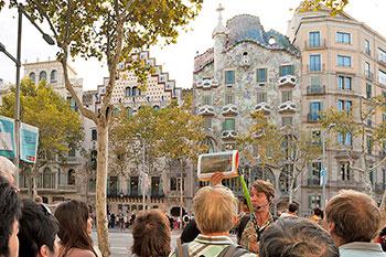 Gaudi Experience Private Tour Barcelona