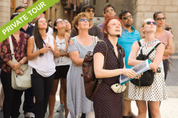 Private tour guide Barcelona Gaudi Gothic Quarter and Sagrada Familia