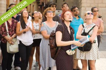 Private tour guide Barcelona Gaudi Gothic Quarter and Sagrada Familia