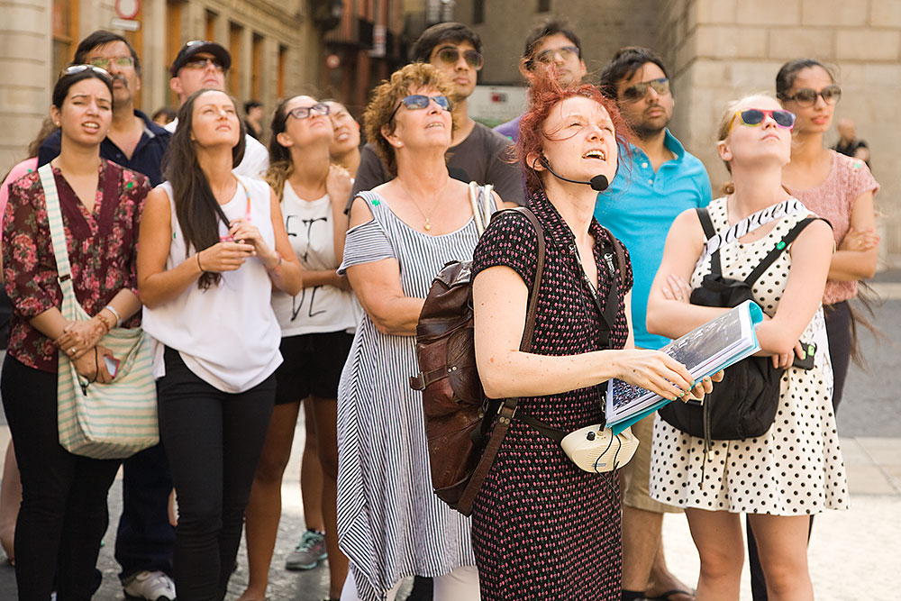 Gothic Quarter and Sagrada Familia private tour Barcelona