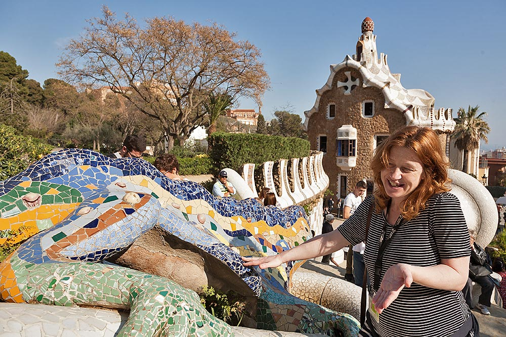 Park Güell & Gràcia neighbourhood private tour - Barcelona
