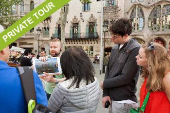 Private tour Barcelona Gaudi