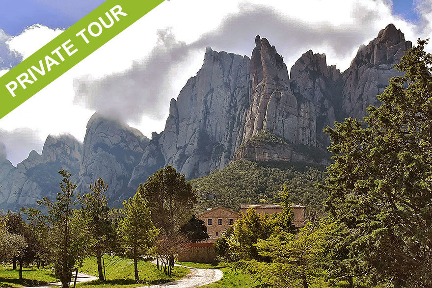 Montserrat Private Tour from Barcelona