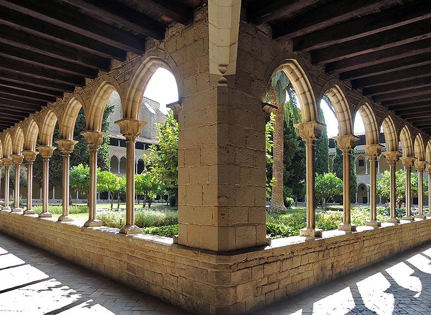 Monastery of Santa Maria de Pedralbes Barcelona