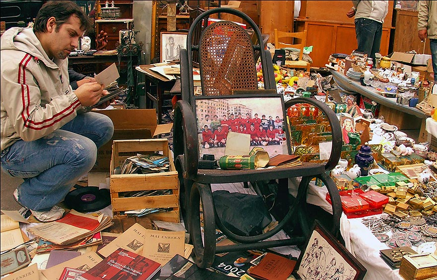 Els Encants Market - Barcelona