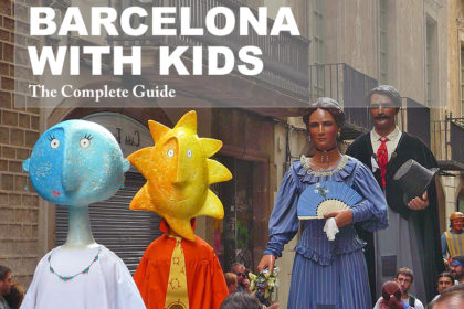 Barcelona with Kids - Things to do