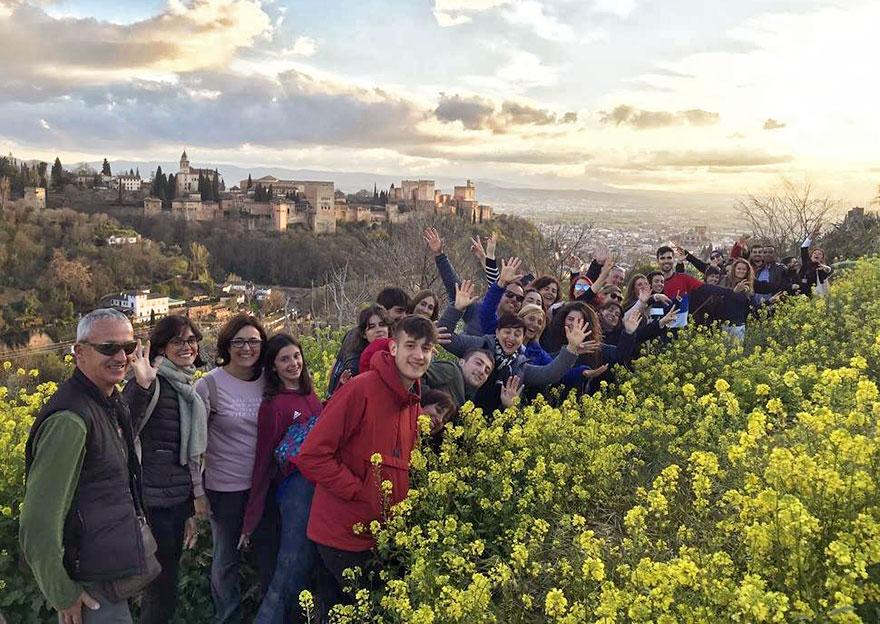 Free Tour Granada Spain