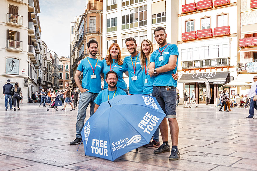 Free Tour Madrid Spain