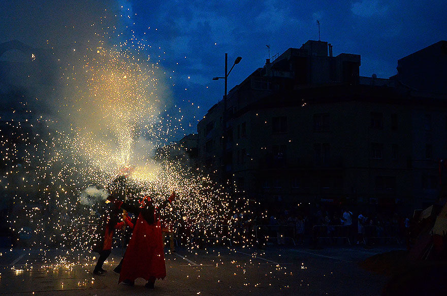 What to do in Barcelona in June - Sant Joan's Night