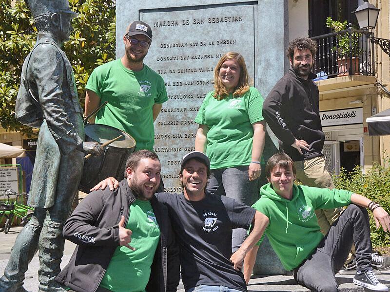Free Tour San Sebastian Spain