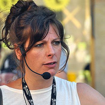 Alexandra - Barcelona tour guide