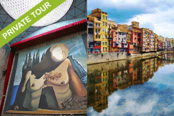 Girona and Dali Museum Private Tour