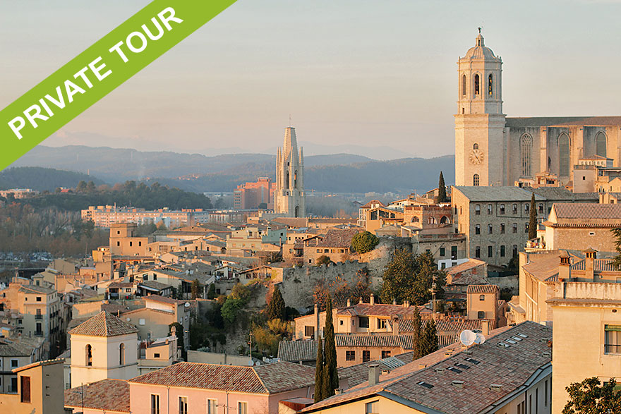 Girona Private Tour From Barcelona