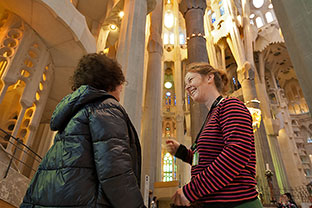 Private Gaudi tour Barcelona