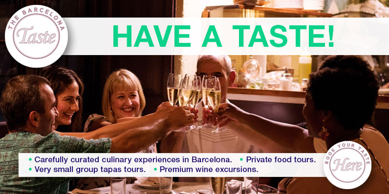 Food Tours in Barcelona - The Barcelona Taste
