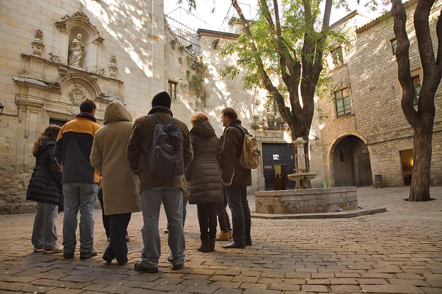 Barcelona's Gothic Quarter Free Tour