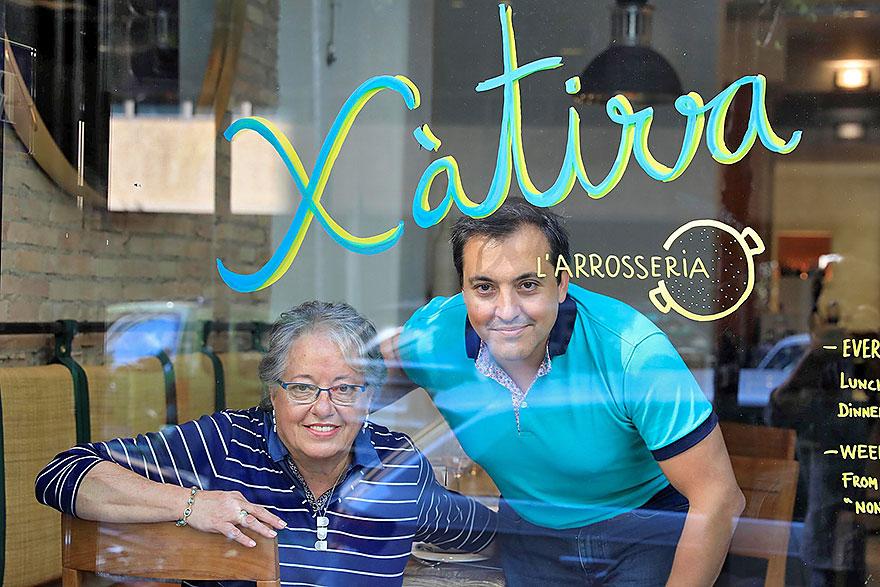 L'arrosería Xàtiva - Barcelona